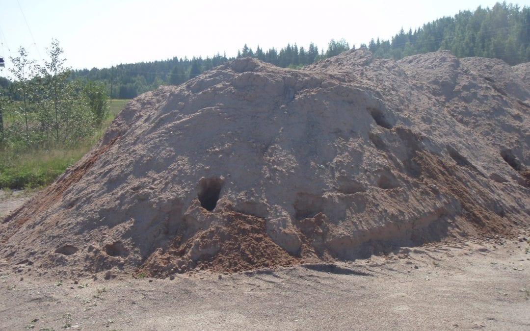 Ympäristö, jätekasan metallit